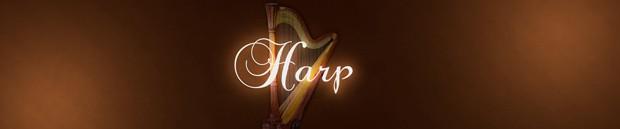 Pianiteq Harp Header