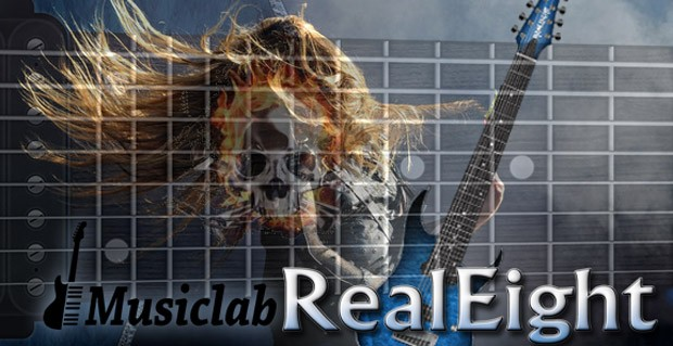 Real Eight Banner 2