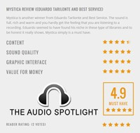 The Audio Spotlight review