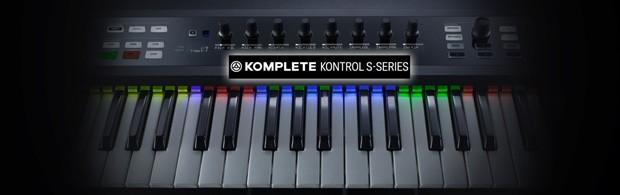 Komplete Control Header