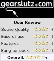 Gearslutz review