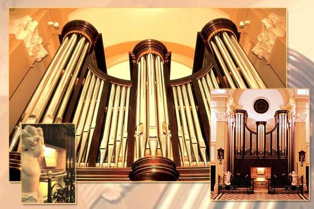 Organum in church