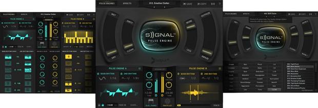 Signal GUI Header