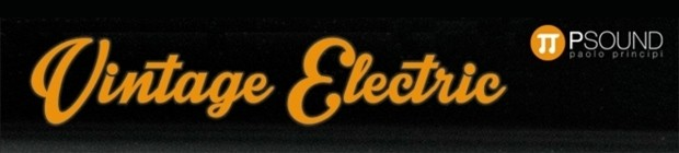 Vintage Electric Header
