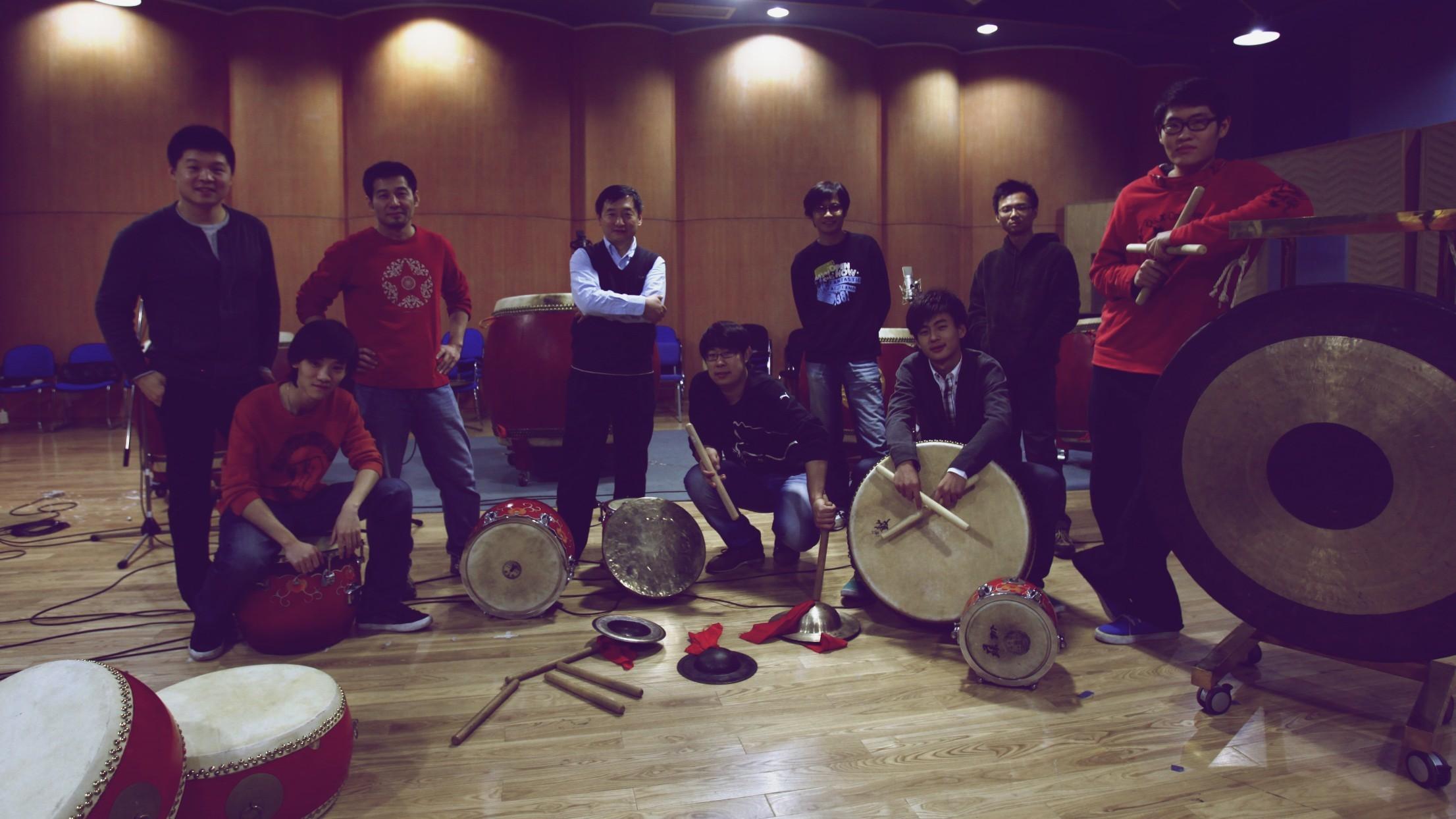 Peking Opera Crew