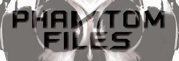 Phantom Files Banner