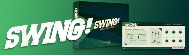 Swing! header