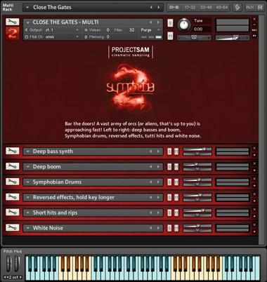 Symphobia 2 Screenshot
