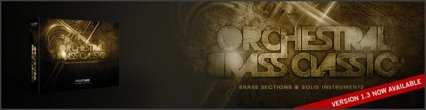 Orchestral Brass Classic