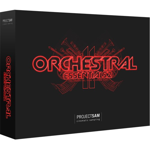 Orchestral Essentials 2 Box