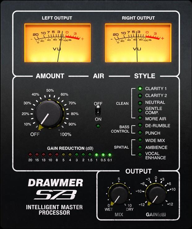 Drawmer Screen