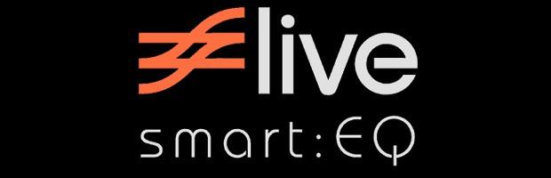 Smart Eq Live Header