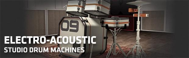 electro acoustic header