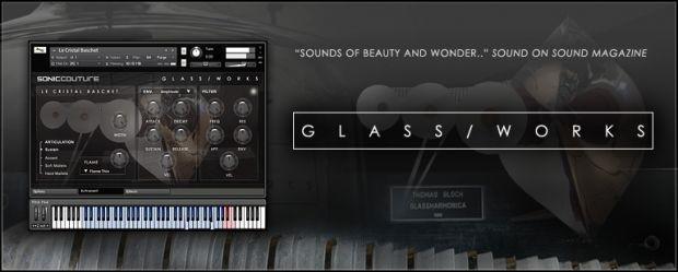 Glass Works Header