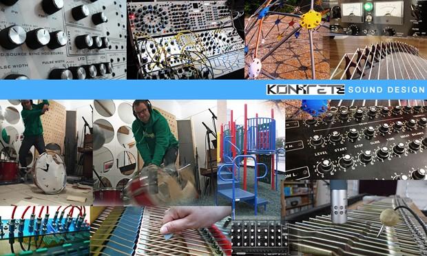 Konkrete 3 The Kits