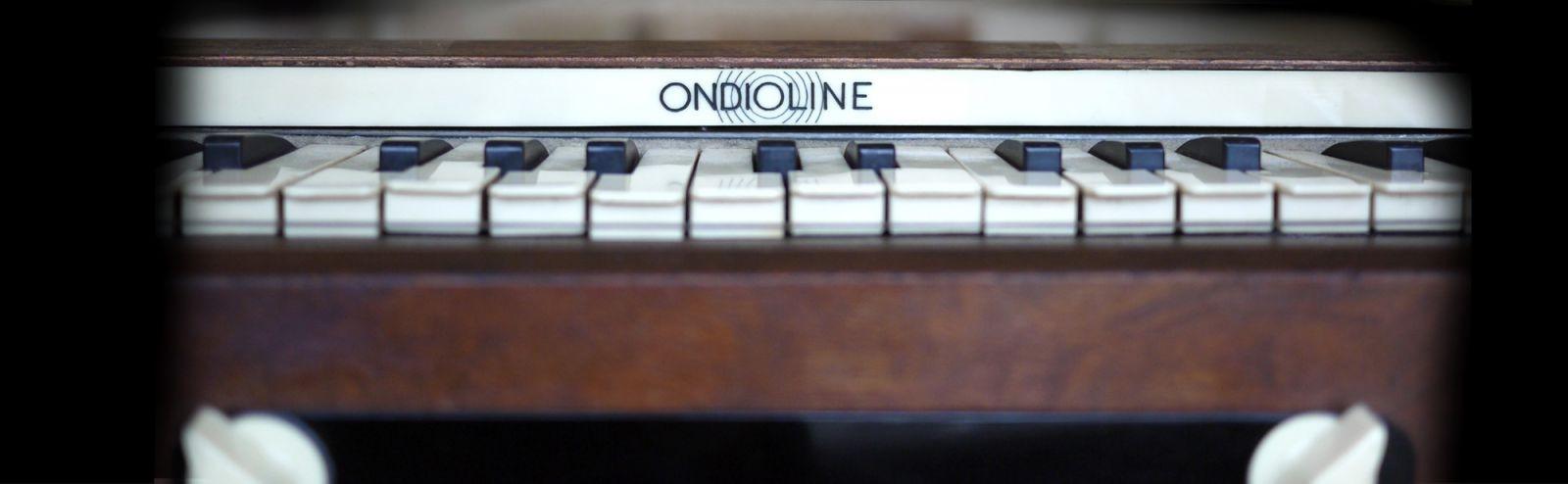 Ondioline Instrument