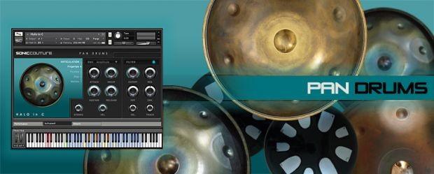 Pan Drums header