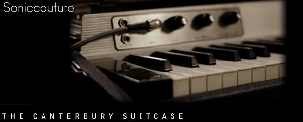 The Canterbury Suitcase header