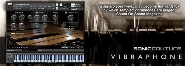 Vibraphone Header