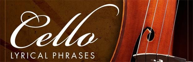 Lyrical Cello Phrases Header