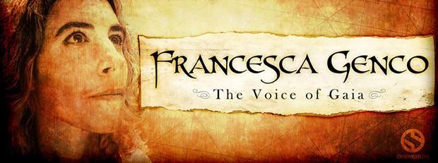 Voice of Gaia Fancesca header