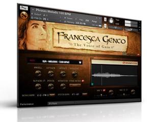 Francesca screen 1