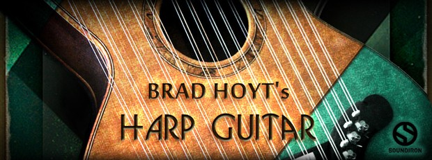 Harp Guitar Header