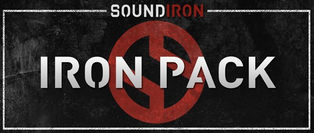Iron PAck Header