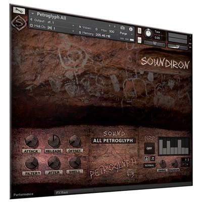 Petroglyph Kontakt Screen