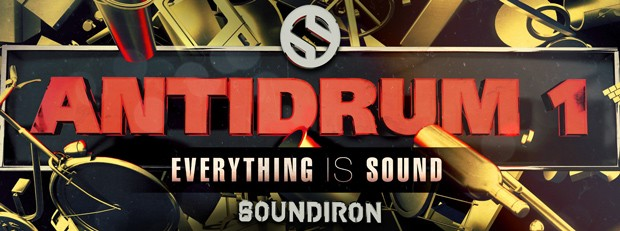Antisdrum 1 Header