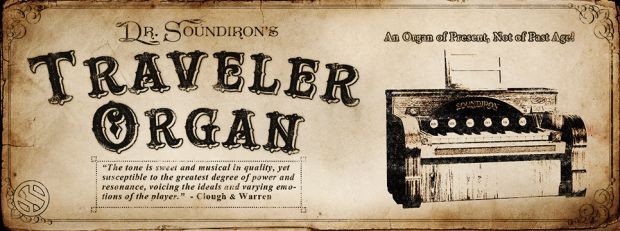 Traveler Organ header