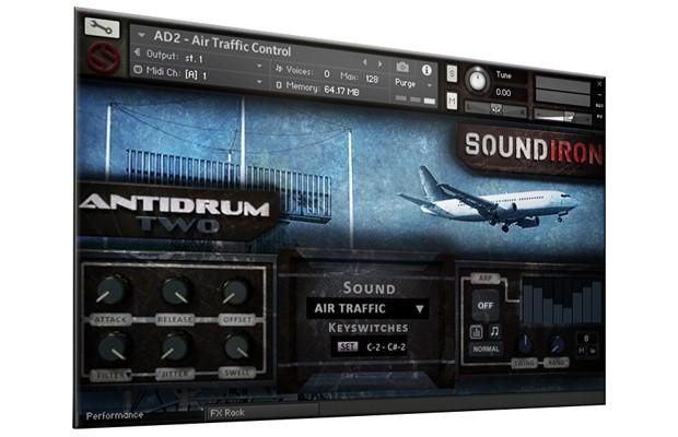 Anti Drum 2 Screen