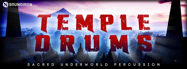 Temple Drums header