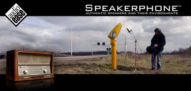 Speakerphone Header