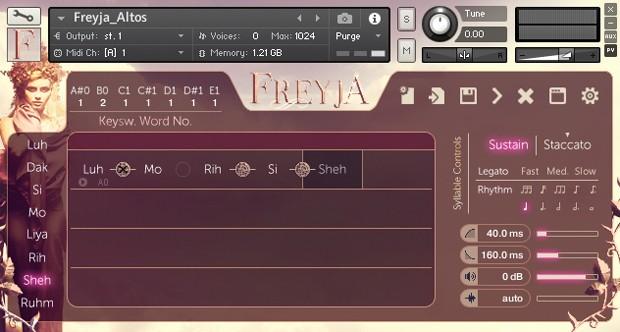 Freyja GUI 2