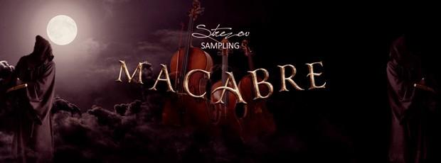 Macabre Solo Strings Header