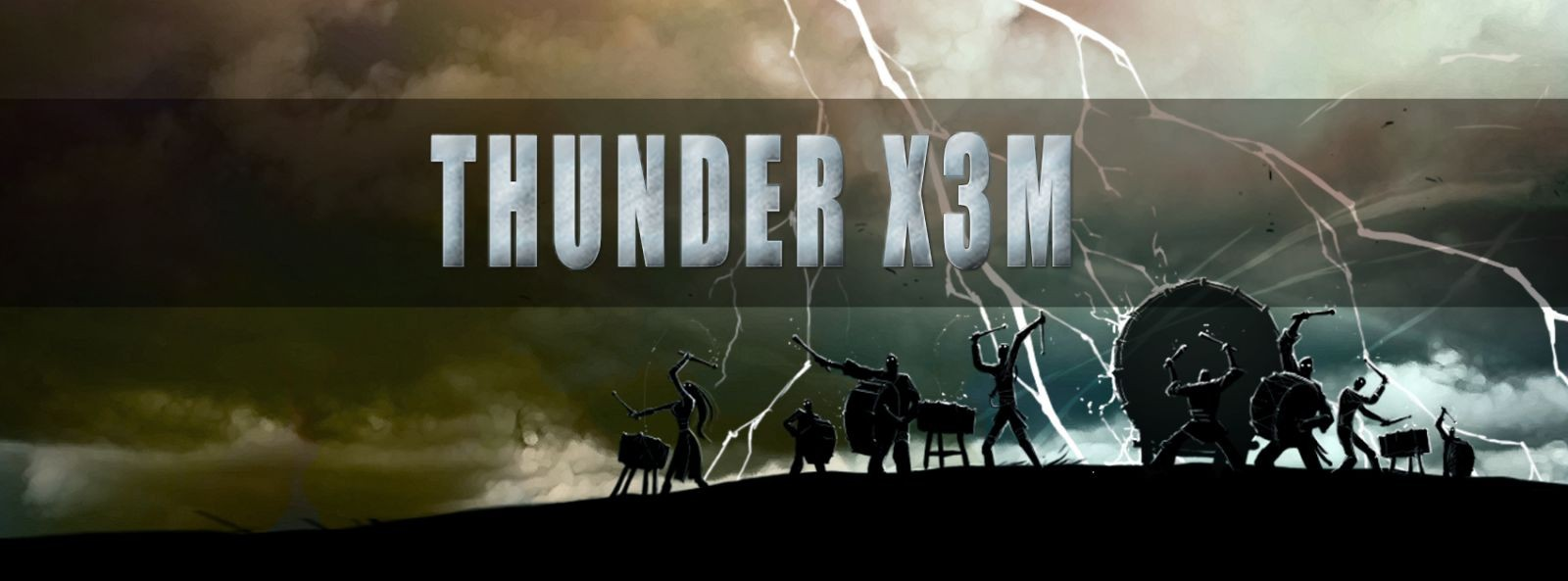 Thunder X3M Header