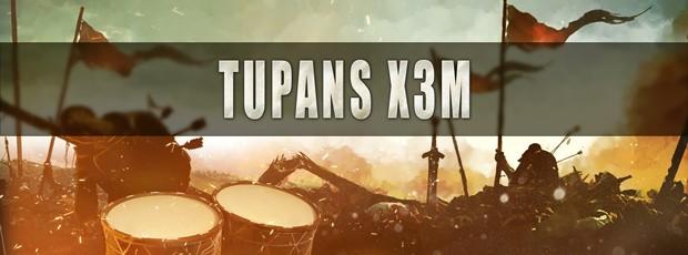 Tupans X3M Header