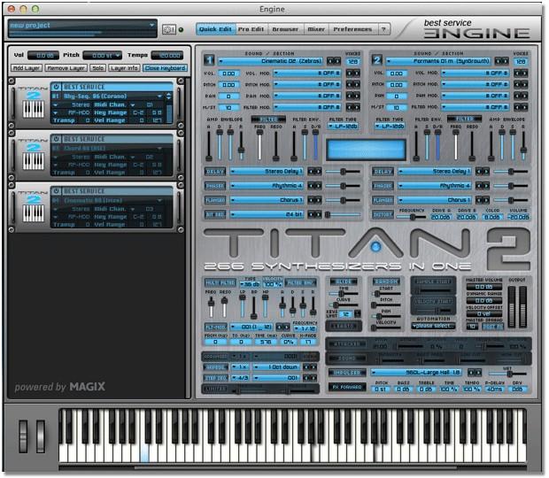 TITAN 2 Screen 1