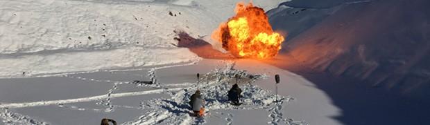 boom box explosion