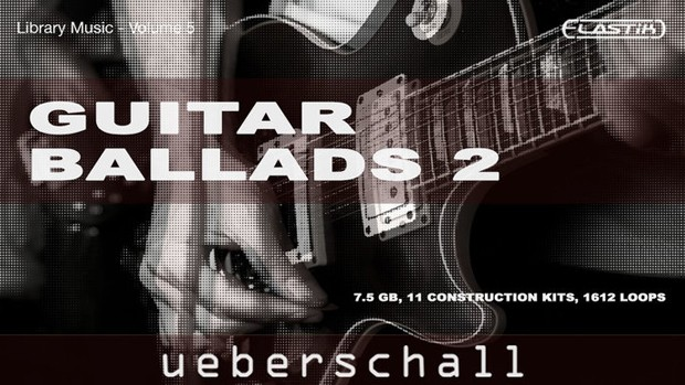 Guitar Ballads 2 Header