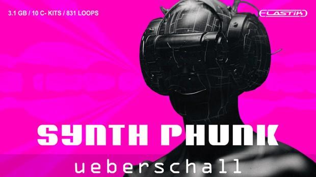Synth Phunk Header