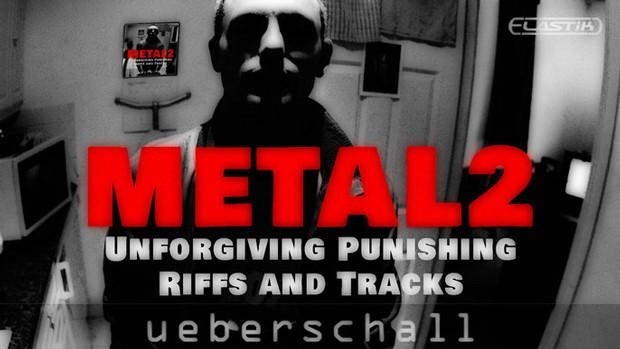 Metal 2 Header by Ueberschall