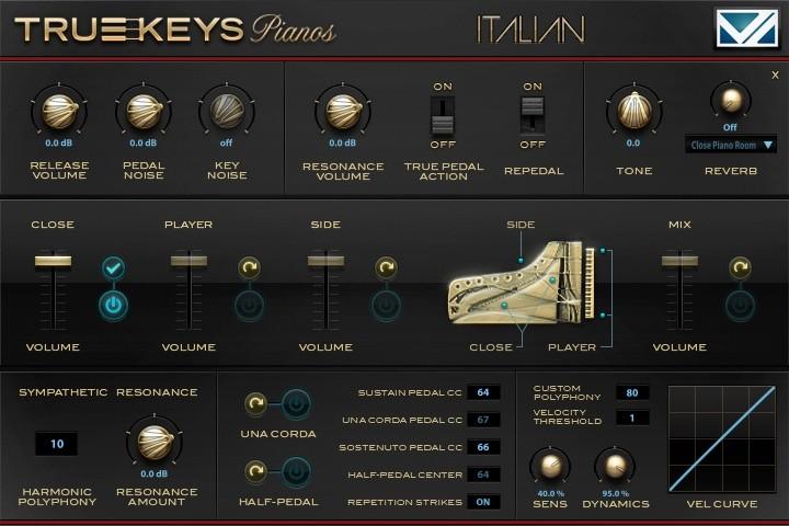 Italian Grand Screen