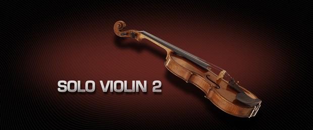 Solo Violin 2 Header