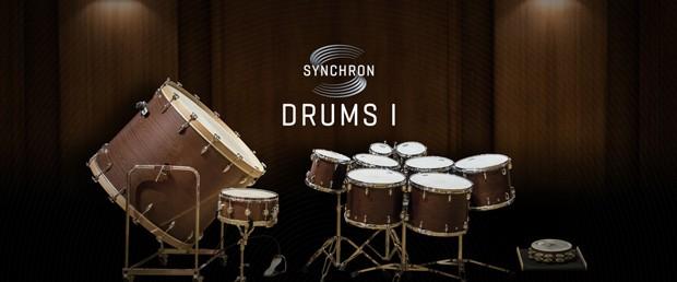 VSL Synchron Drums I Header