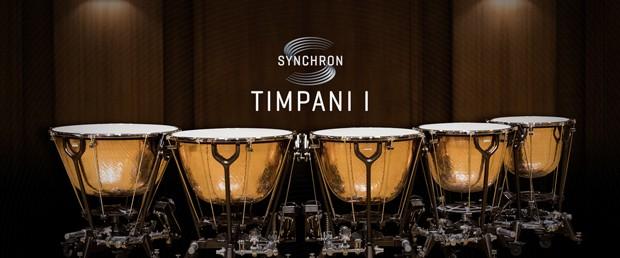 VSL Synchron Timpani I Header