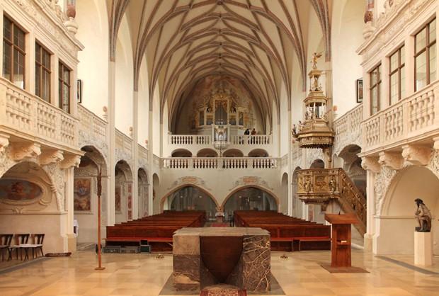 MIRx Pernegg Church