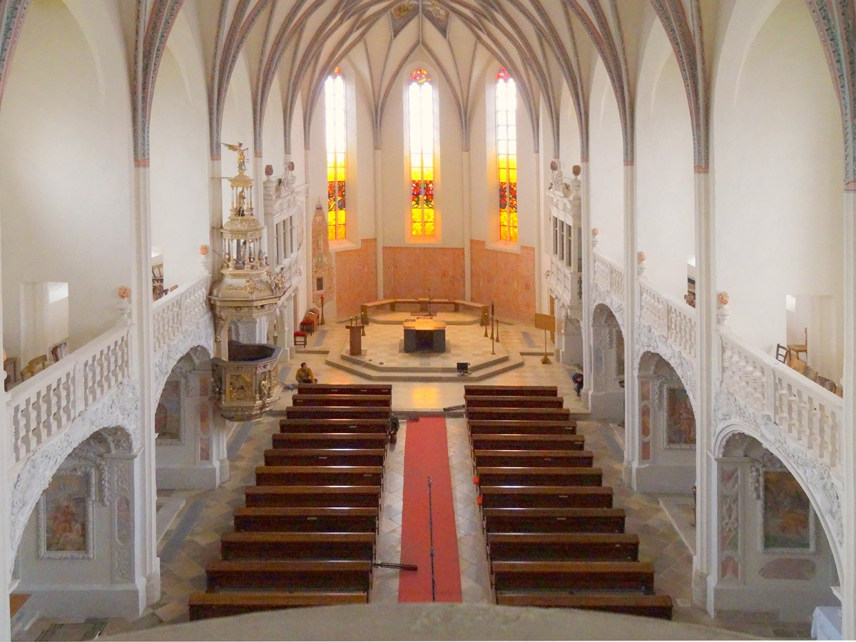 Klosterkirche Pernegg 2