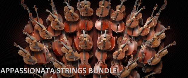 Appassionata Strings Bundle Header